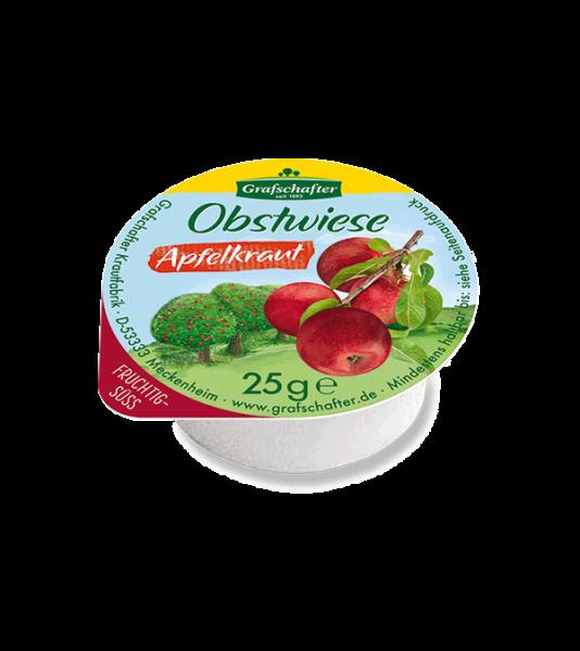 Grafschafter Obstwiese Apfelkraut 80x25g