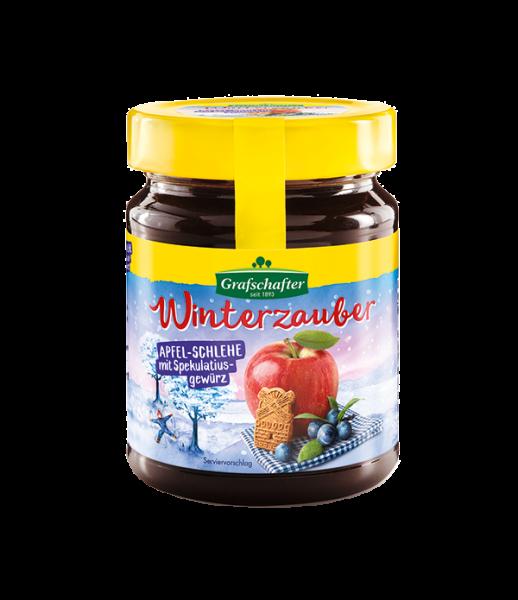 Grafschafter Winterzauber Apfel-Schlehe 320g