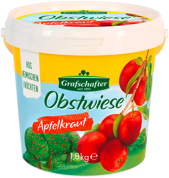 Obstwiese Apfelkraut 1,8kg