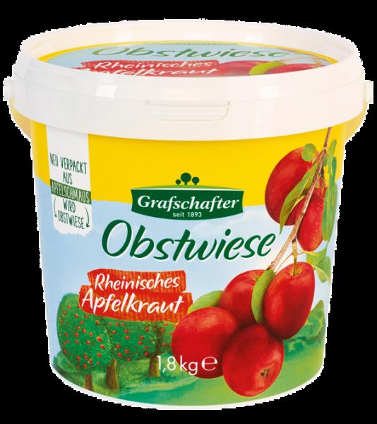 Obstwiese Rheinisches Apfelkraut 1,8kg
